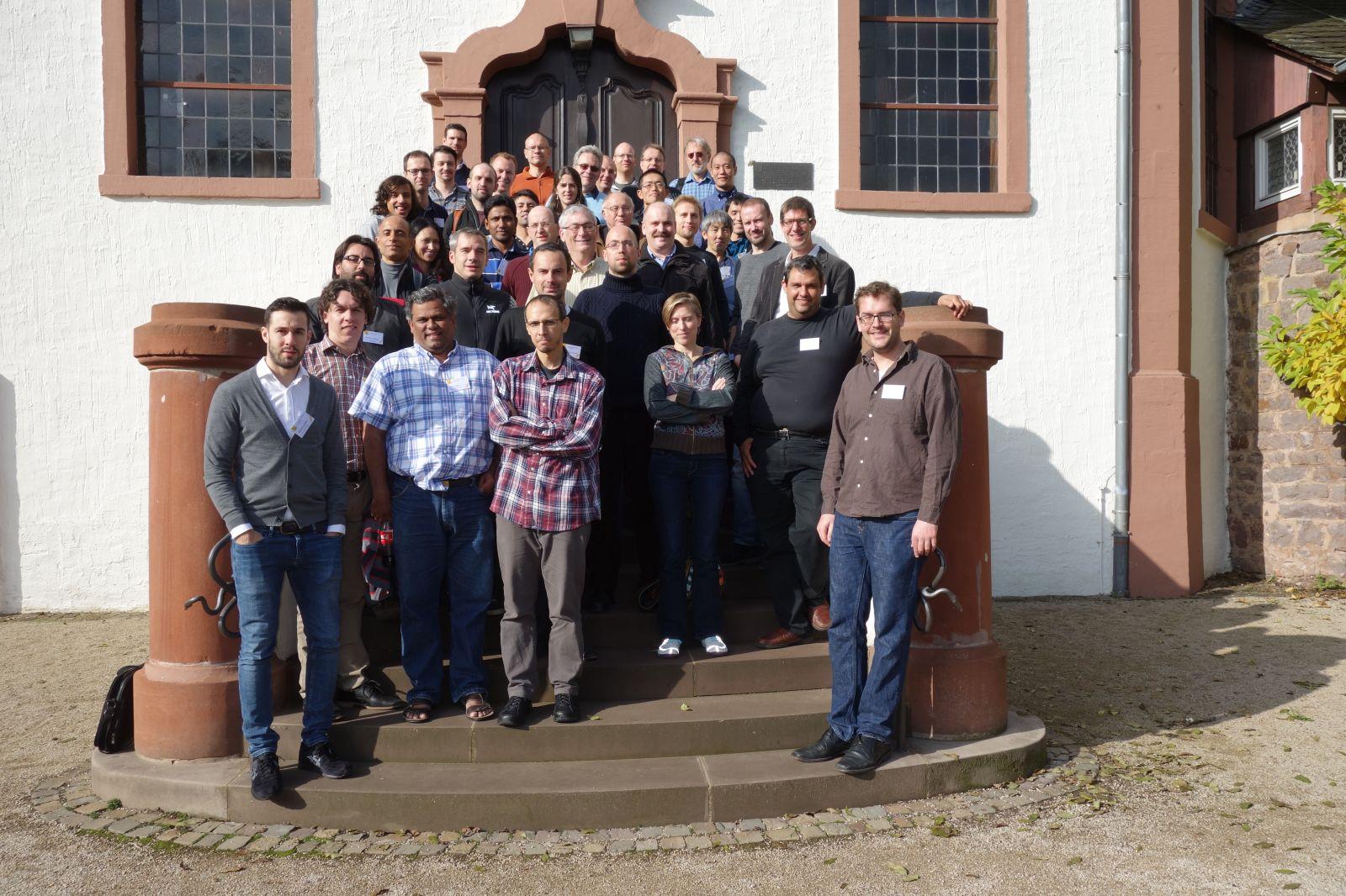 Dagstuhl Seminar Participats